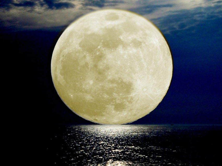 Лунный календарь сегодня. Луна 22 декабря 2018 — растущая или убывающая луна, какая фаза сегодня