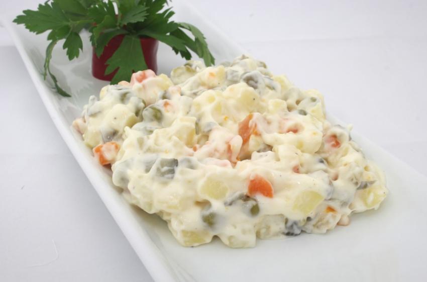 Лучший майонез для салата оливье назвал Росконтроль