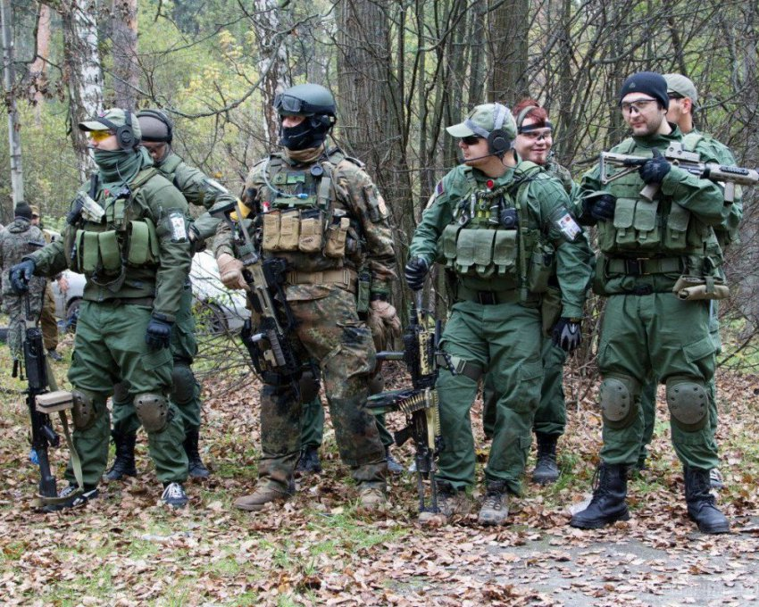 Кремль внёс ясность в вопрос частных военных компаний
