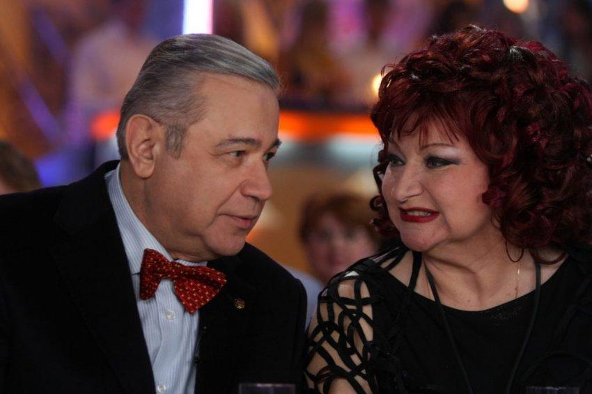Евгений Петросян и Елена Степаненко: развод, новости — снимаются на одном канале