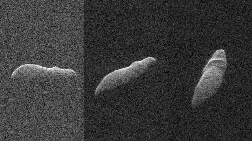 К Земле подлетел потенциально опасный астероид