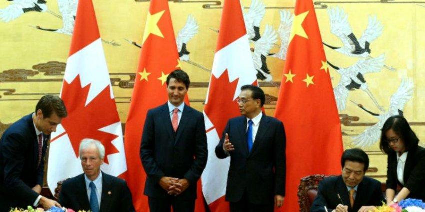 Канада обеспокоена «ответными мерами» Китая на задержание финдиректора Huawei
