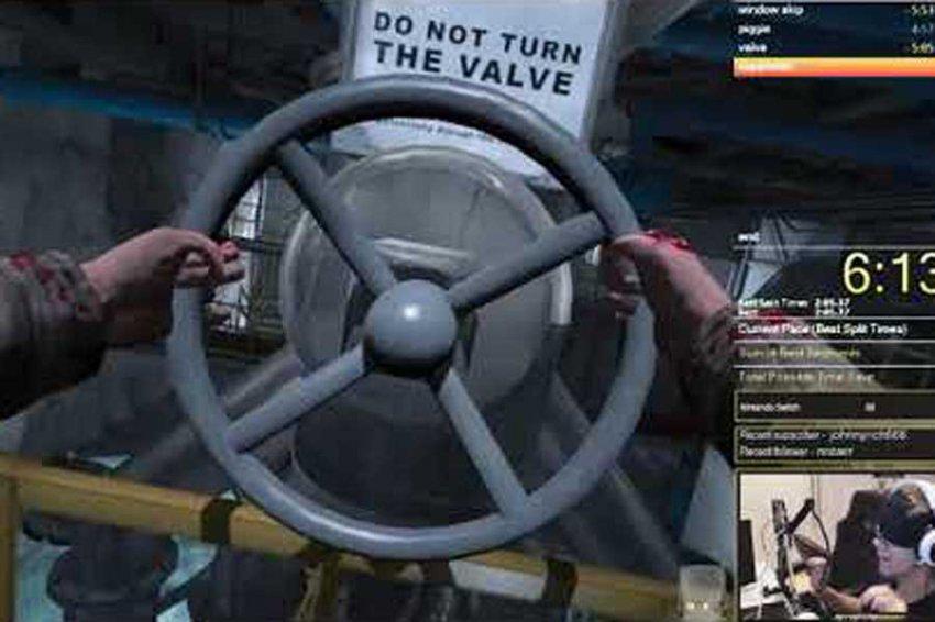 Датчанин прошёл игру Outlast с закрытыми глазами и установил мировой рекорд