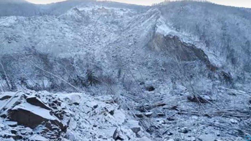 Метеорит в Хабаровске — последние новости сегодня 25.12.2018: правда или нет, фото, видео Хабаровская сопка оползень