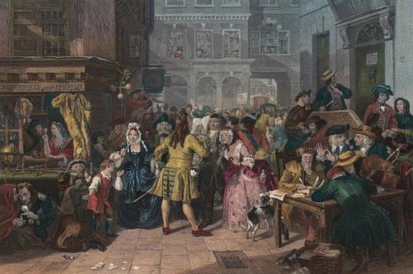 Занимательная история Банка Англии