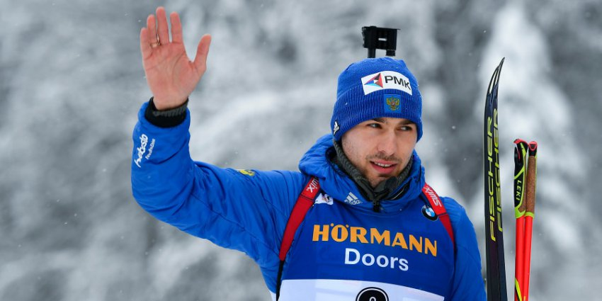 Биатлонист Антон Шипулин уходит из большого спорта