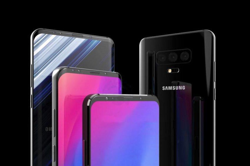 Samsung Galaxy S10+ сравнили с iPhone X и Huawei Mate 20 Pro
