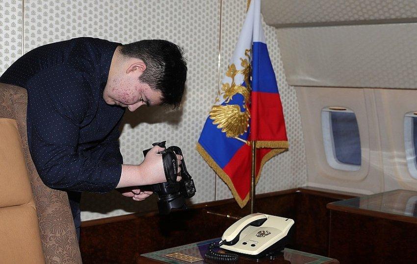 Путин исполнил мечту еще одного больного ребенка, Арслана Кайпкулова