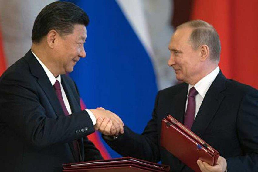 Россия и Китай готовят многополярный ответ Западу