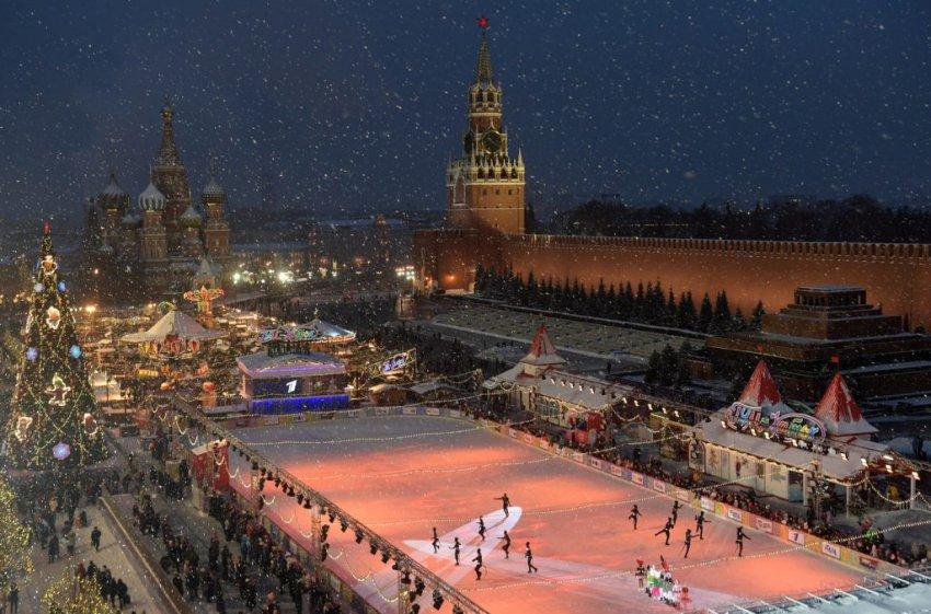 Елка в Кремле 26 декабря 2018 — подробности, где смотреть