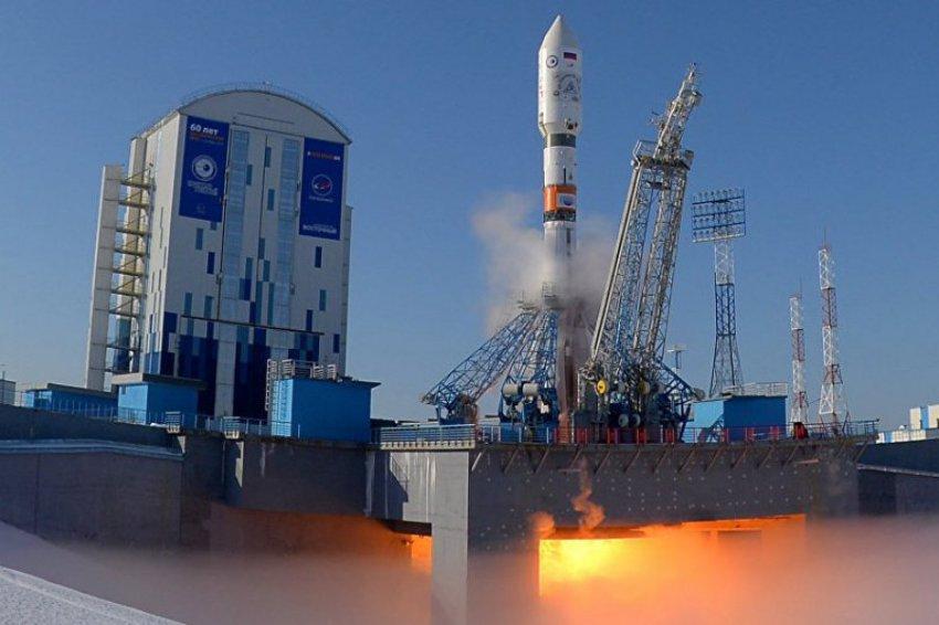 Ракета «Союз 2.1а» вывела на орбиту российские «Канопусы-В»
