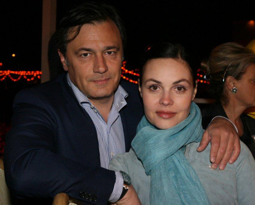 Екатерина Андреева отметила 20-летие работы на Первом канале
