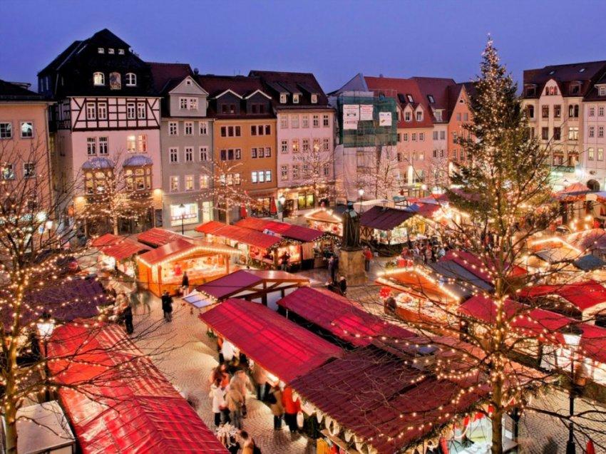 Рождественские каникулы в Европе 2018 - даты, сколько дней продлятся
