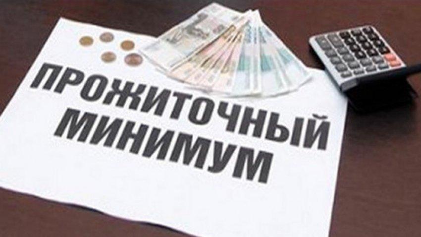 Прожиточный минимум в Москве в 2019 году с 1 января