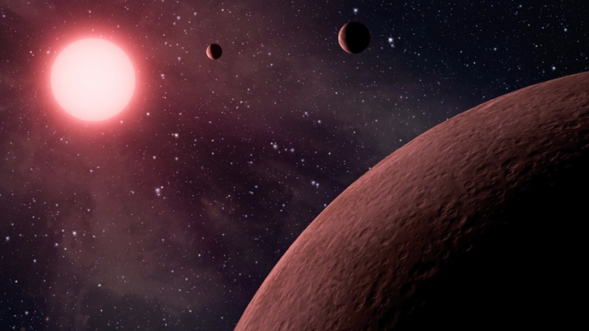 Загадочные ледники на Меркурии: ученые смогли разгадать их происхождение