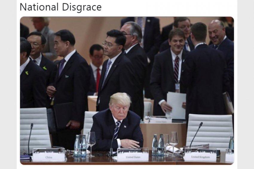 Величайший национальный позор Америки