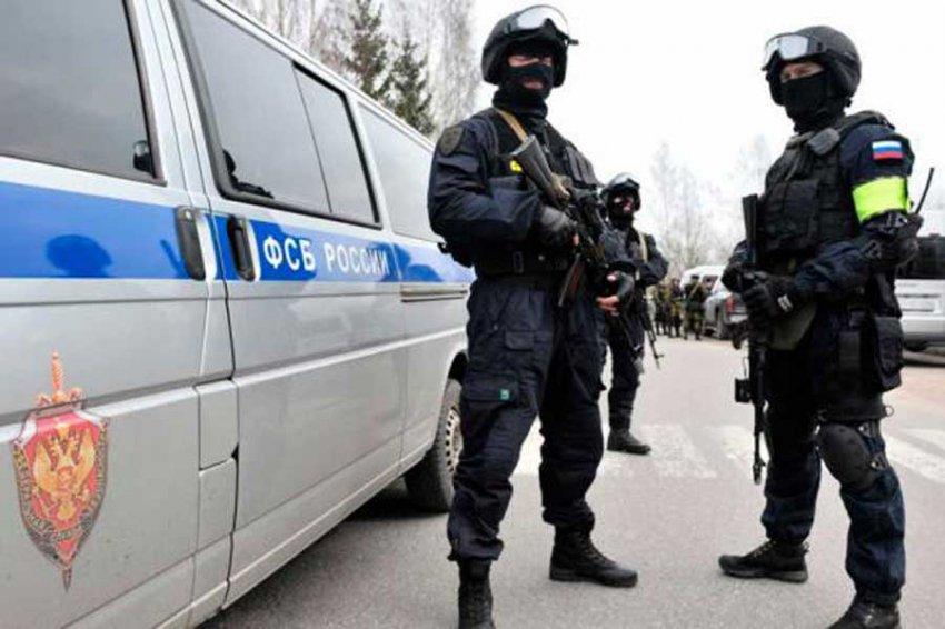 Гражданина США задержали в Москве по подозрению в шпионаже