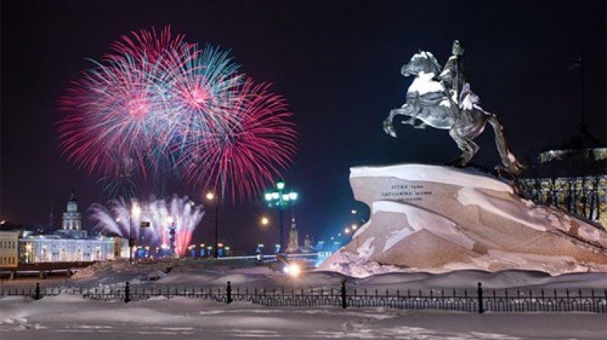 Куда пойти в Новогоднюю ночь 2019 в Санкт-Петербурге - программа мероприятий, афиша