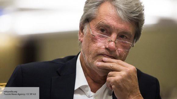 Ющенко раскритиковал действия украинских властей