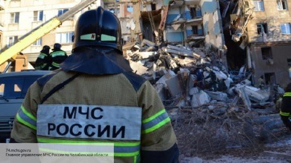 Ситуация в Магнитогорске: из-под завалов достали живым 11-месячного ребенка