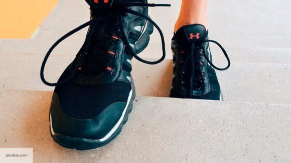 Samsung разрабатывает «умные» кроссовки