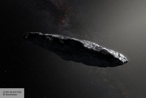 Зонд New Horizons достиг астероида Ultima Thule за Плутоном