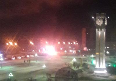 В Магнитогорске три человека погибли в горящей маршрутке