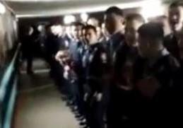 «Мы – братва, банда»: скандальное видео с полицейскими прокомментировали в МВД Казахстана