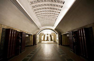 В Москве закрыли участок синей ветки метро от «Бауманской» до «Щелковской»