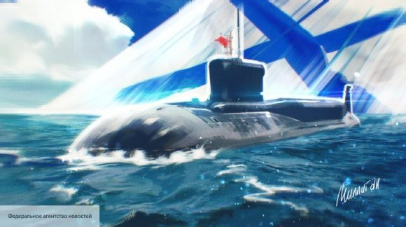 «РФ получит невидимые субмарины вооруженные смертельными ядерными ракетами»: американские СМИ оценили проект «Борей-А»