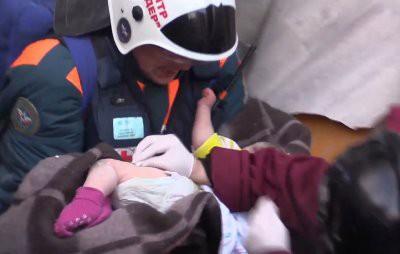 Скворцова сообщила о состоянии спасенного в Магнитогорске младенца
