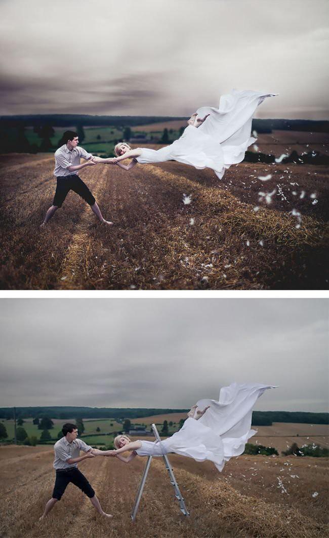 Что скрывается за красивыми фотографиями?