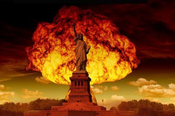 Hill: политика Трампа «Америка прежде всего» – ошибка, которая может привести к концу света