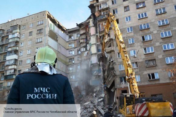 Трагедия в Магнитогорске: число жертв при обрушении дома достигло 37