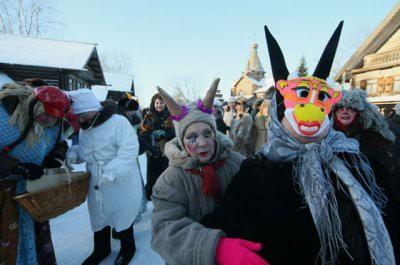 Православные готовятся к празднованию Святок