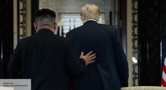 Китай выразил надежду на успешную встречу Ким Чен Ына и Трампа в 2019 году