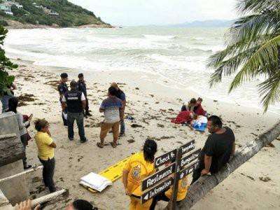 Пхукет и острова Самуи в эпицентре тайфуна «Пабук»