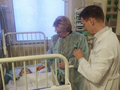 Ваня, живи: Состояние спасенного в Магнитогорске младенца улучшилось