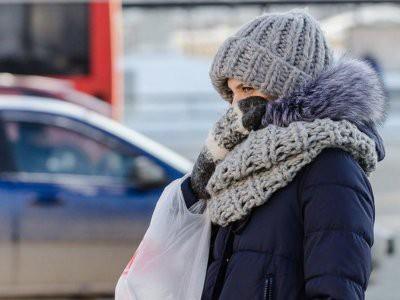 В Москве на Рождество ожидаются сильные морозы
