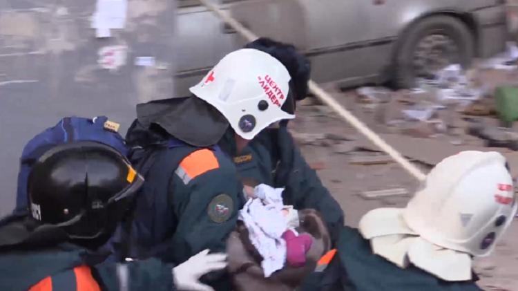 Спасение 11 месячного ребенка в Магнитогорске - подробности, правда или нет