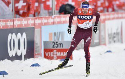 Лыжные гонки, мужчины - результаты гонки преследования