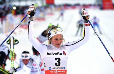 Лыжные гонки: где смотреть женскую гонку преследования сегодня