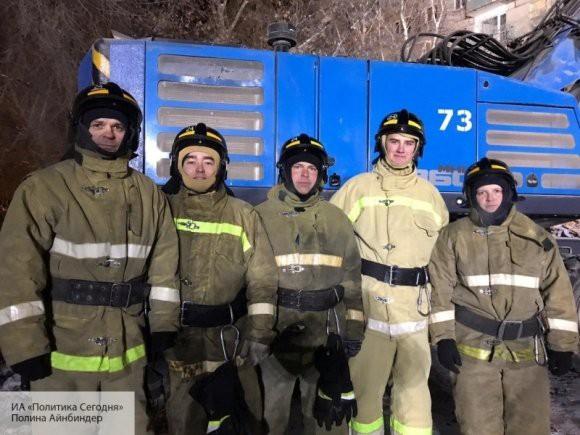 В Магнитогорске завершена спасательная операция