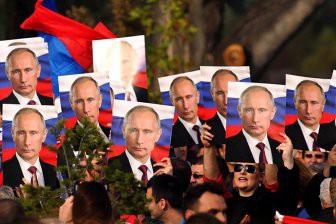 А Путин опять победил...