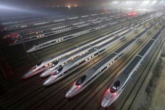 Беспилотные скоростные поезда появятся в Китае в 2022 году