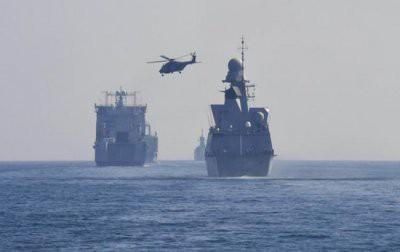 Великобритания хочет привлечь флот к охране Ла-Манша из-за нелегальных мигрантов