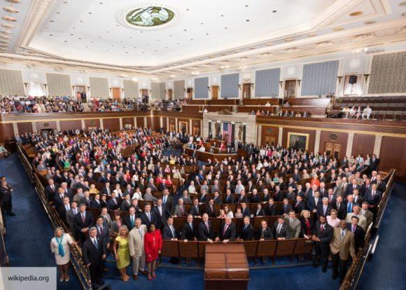 Стены не будет: палата представителей США приняла проект бюджета