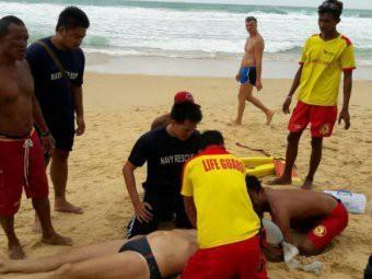 В Таиланде утонул россиянин, спасая дочь