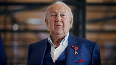 Зурабу Церетели исполняется 85 лет