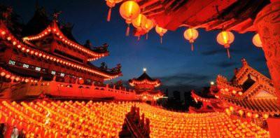 В 2019 году Чунь Цзе по китайскому календарю приходится на 5 февраля